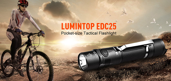 1000 Lumens Strobe Cree LED Rechargeable Flashlight 15 Days Long Running Time