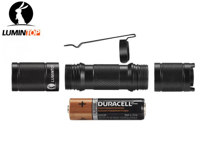 Lumintop Tool AA Mini LED Flashlight With 79.5 * 18.5mm Magnetic Tail