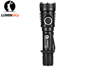China Super Bright Rechargeable Hunting Flashlight Tactical Ring Gun Mount supplier
