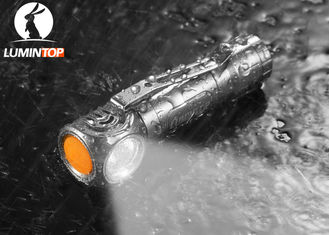 China MIni Lumintop Hlaaa Flashlight , LED Headlight Flashlight With Magnetic Tail Cap supplier