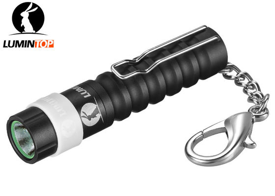 110 Lumen Lumintop Worm AAA Flashlight , Colored Lumintop Mini Worm Flashlight
